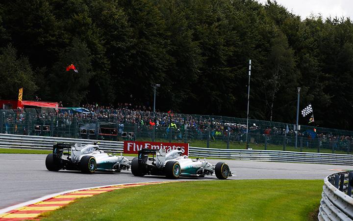 Managing Mercedes