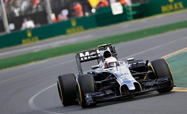 The new McLaren
