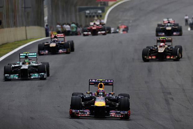Mark Webber's road to Formula 1