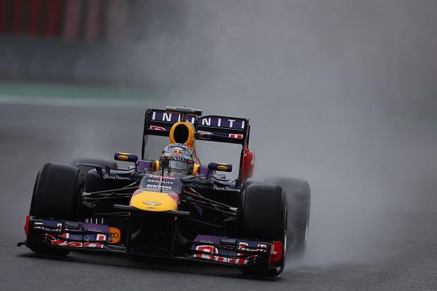 Brazilian Grand Prix – day one