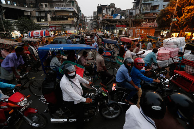 Indian Grand Prix – prologue