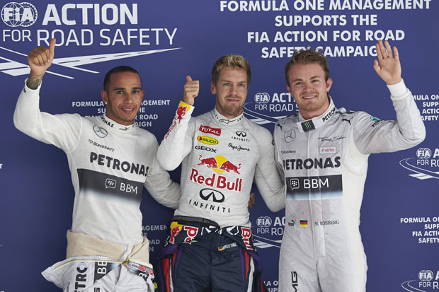 Indian Grand Prix – day two