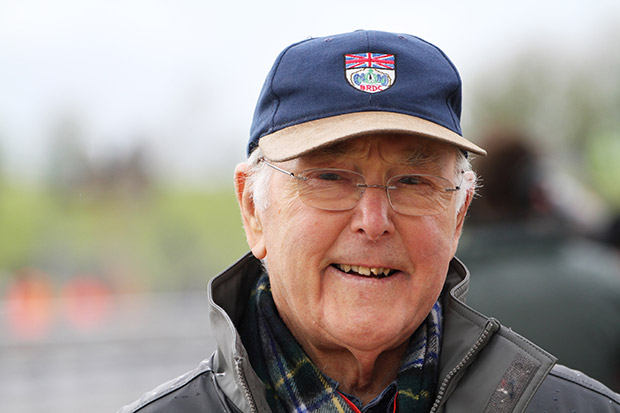 A letter to Murray Walker