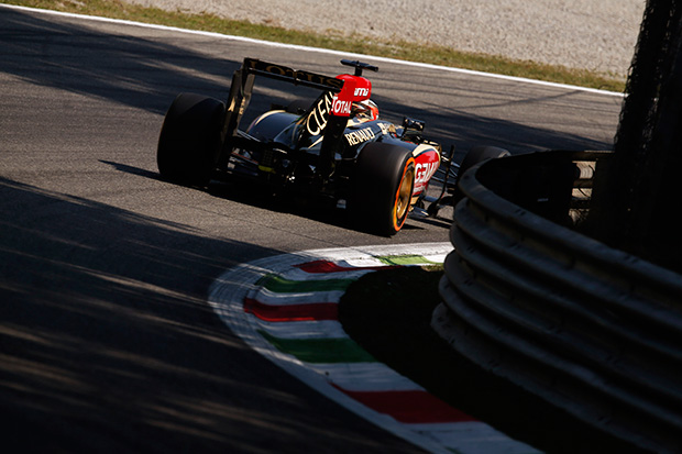 Italian Grand Prix – day one