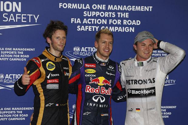 Singapore Grand Prix – day two