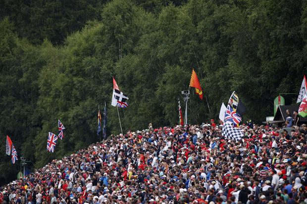 Belgian Grand Prix – epilogue