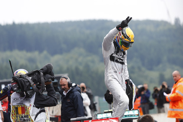 Belgian Grand Prix – day two