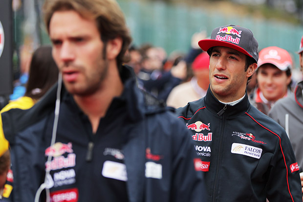 Thoughts on Red Bull and Daniel Ricciardo