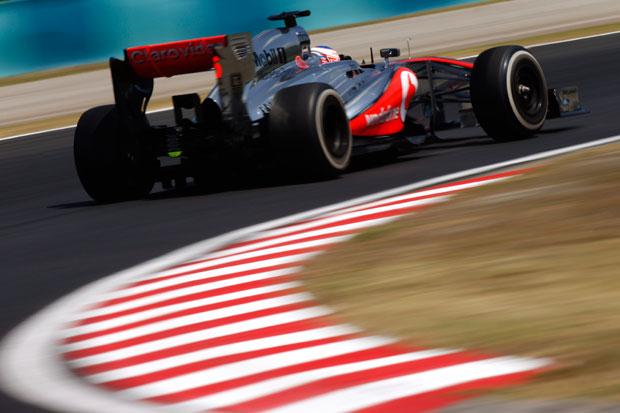 Hungarian Grand Prix: Day 1