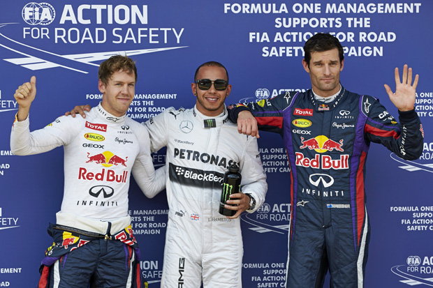 German Grand Prix – day two