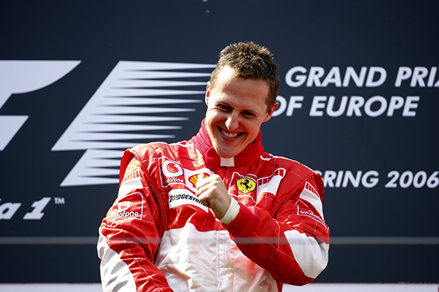A longing for Schumacher