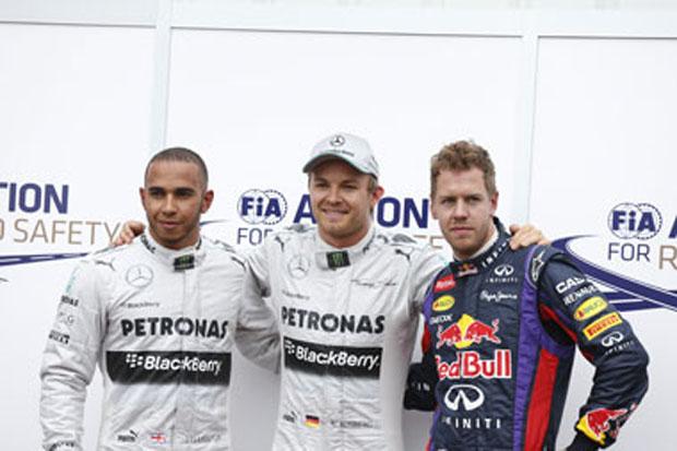 Monaco Grand Prix – qualifying