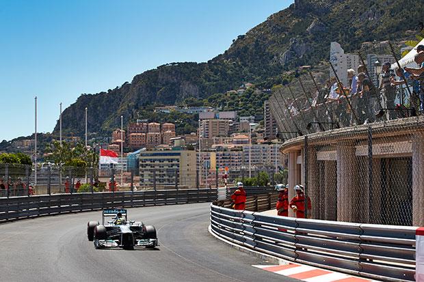 Monaco Grand Prix – day one