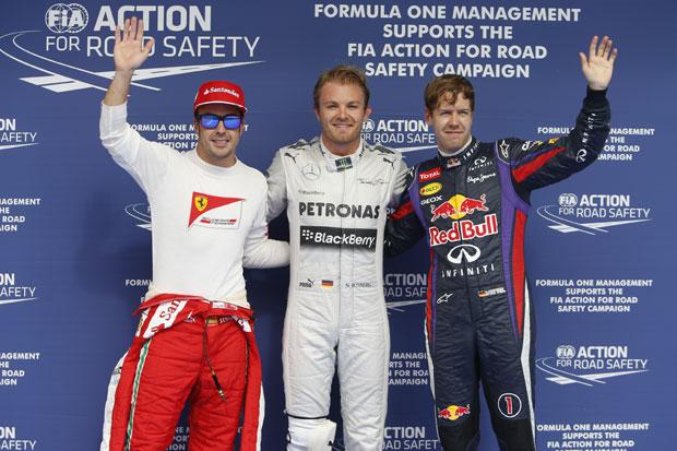 Bahrain Grand Prix – day two