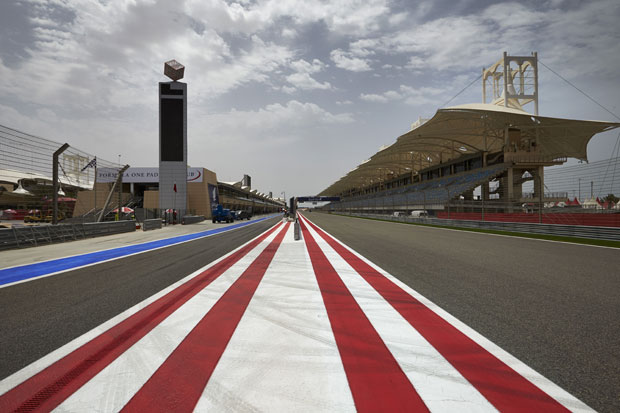 Bahrain Grand Prix –prologue