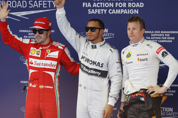 Chinese Grand Prix – day two
