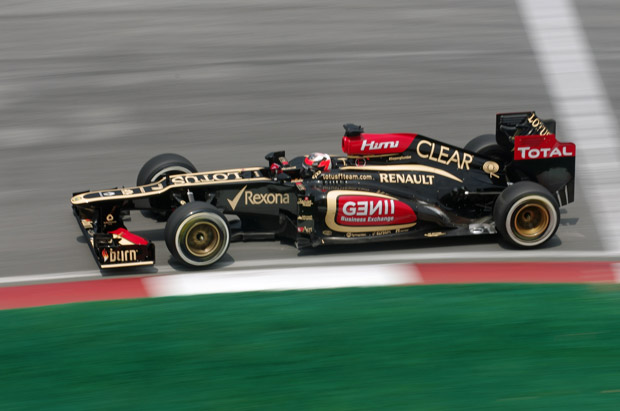 Malaysian Grand Prix – day one