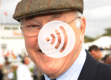 August's audio podcast with Murray Walker