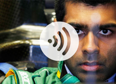 June's audio podcast with Karun Chandhok