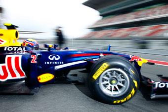 Hints of F1 2011 form