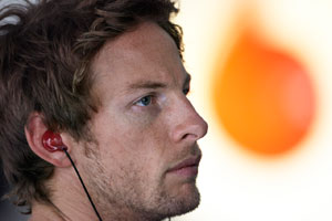 A lap of Goodwood with Button