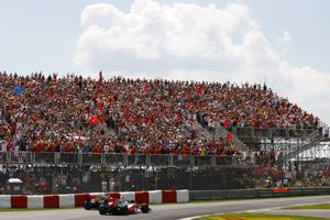 Canada welcomes back F1