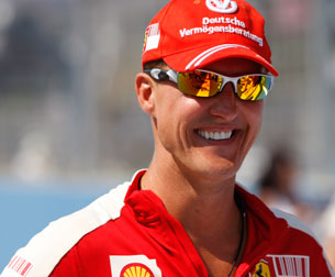 Official: Schuey's back!