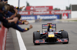 The Formula 1 guessing game