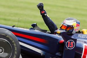 British Grand Prix summary