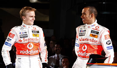 Kovalainen just might deliver more than Scotland