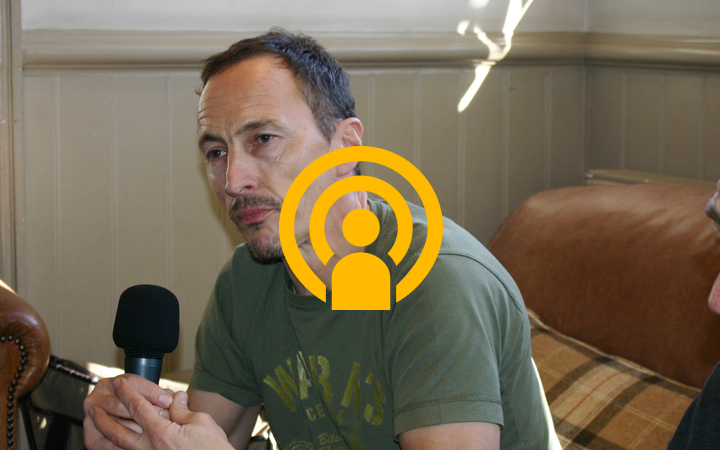 Jeremy McWilliams podcast