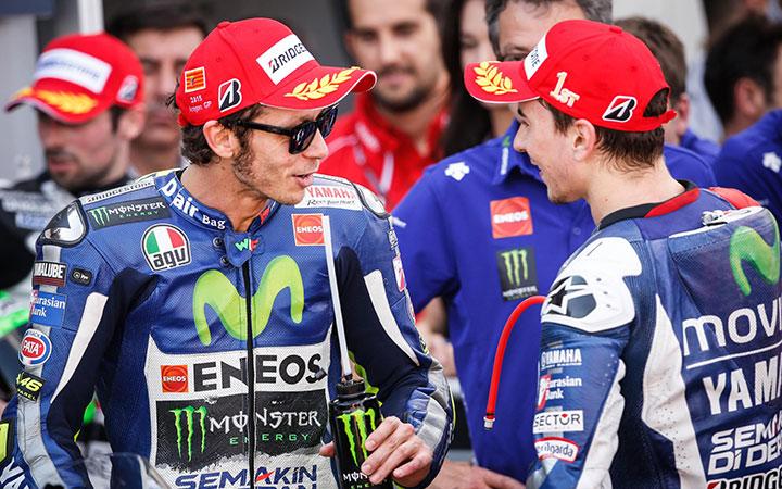 Rossi needs 'stuff' to happen