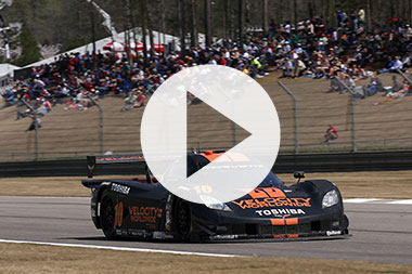 Grand-Am: highlights from Barber