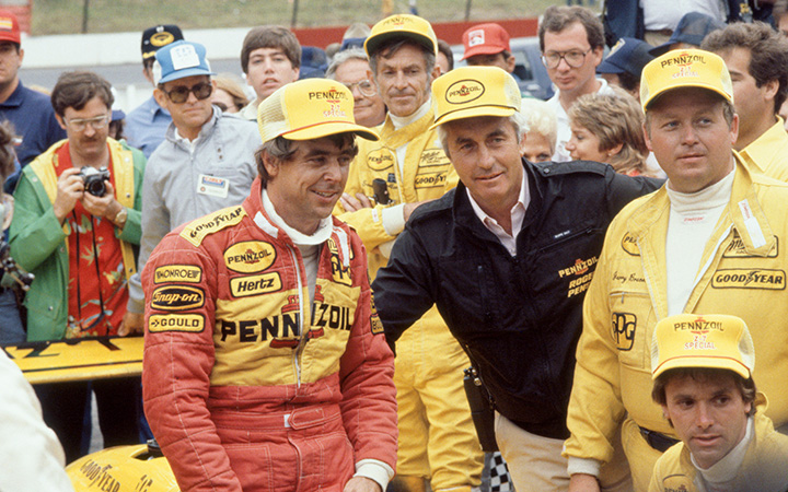 Penske's greatest years