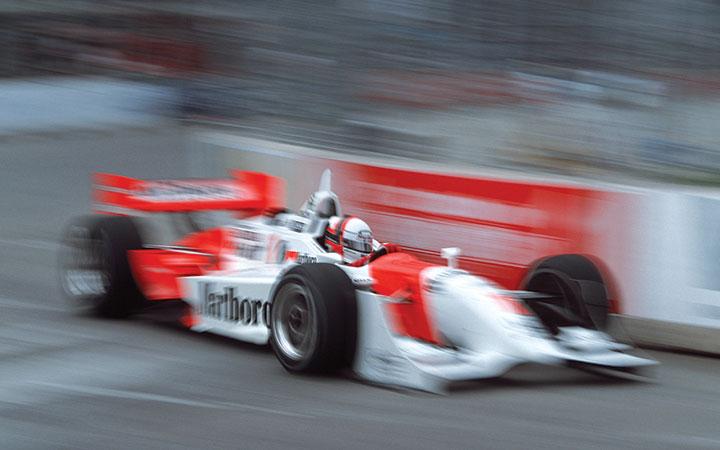 Great racing cars: Penske title-winners