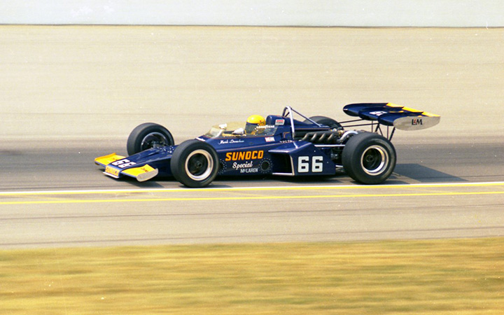 Penske's first Indy win