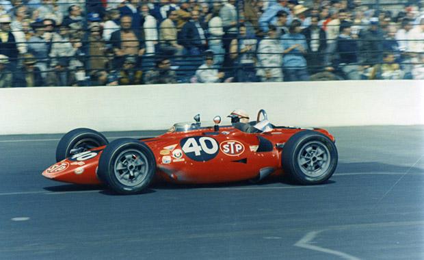 Garage 34 at Indianapolis