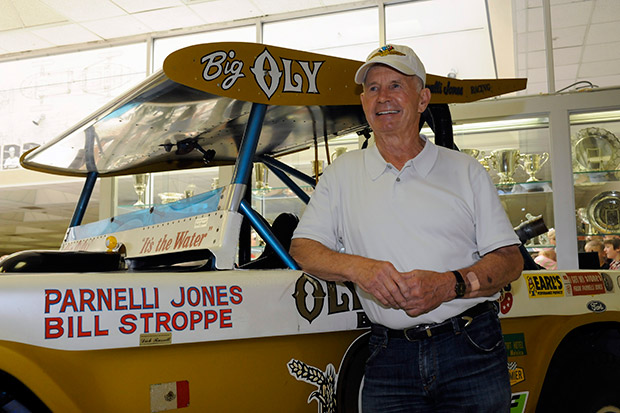 Don't mess with Parnelli Jones