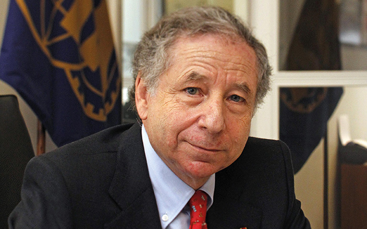 Jean Todt: the man with the keys to F1
