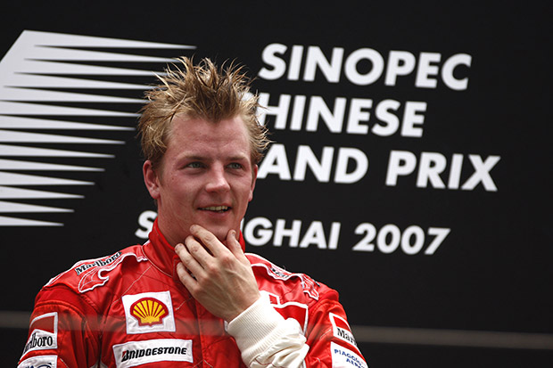 Räikkönen? He's not (yet) a Ferrari 'great'