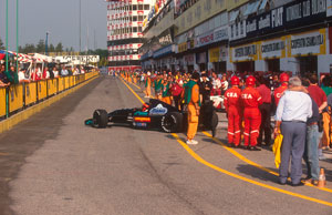 The silent threat in pitlane