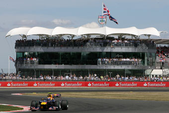 A-Z of the British GP