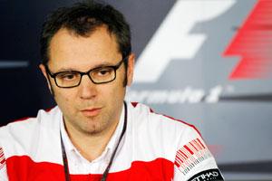 Ferrari's danger man