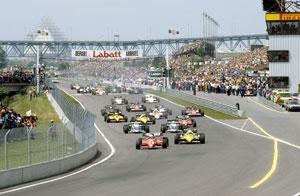 The expense of hosting a Grand Prix