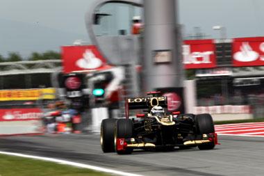 Kimi Räikkönen: back where he belongs