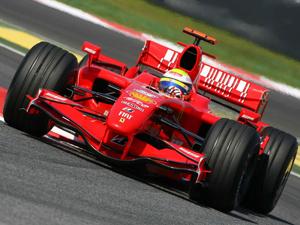 Back in love with Ferrari