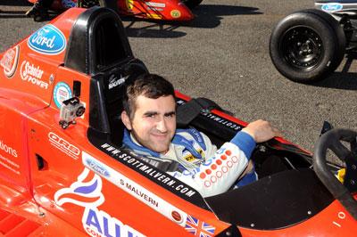 Formula Ford's runaway winner