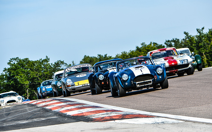 Le Mans history to be re-lived at Dijon