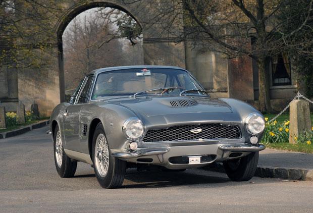 The rising price of Aston Martins