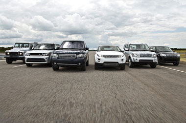 Where's the future of Land Rover?